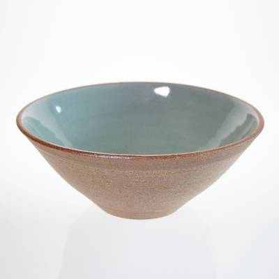 Image of Blue Serving Bowl