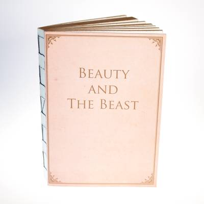 Image of Beauty and the Beast Notebook