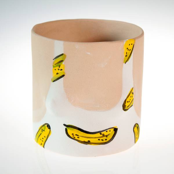 Image of Banana Boobs Becki Plant Pot