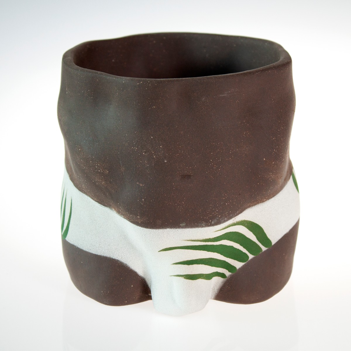 Photo of Palm Trunks Steve Plant Pot