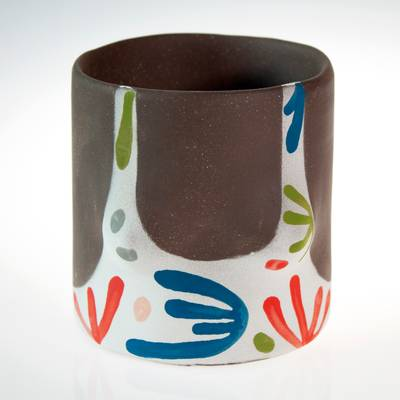 Image of Pattern Boobs Carol Plant Pot
