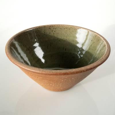 Image of Medium Turquoise Serving Bowl