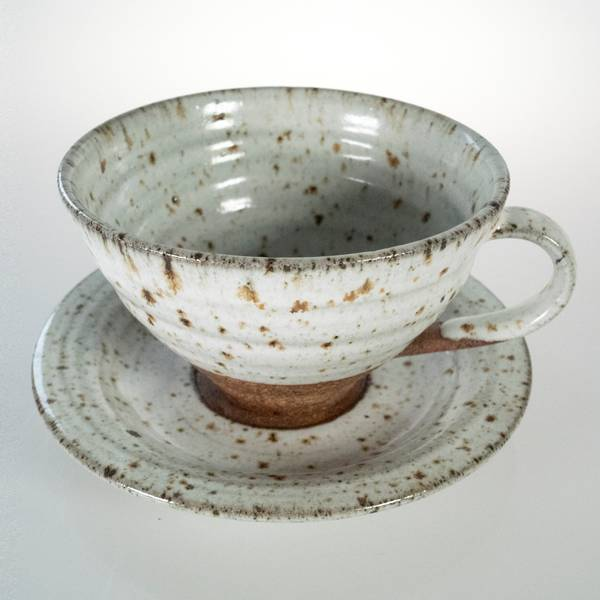 Image of Omotenashi Cup and Saucer