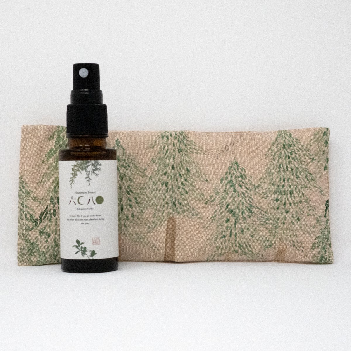 Photo of Forest Pines Eye Pillow