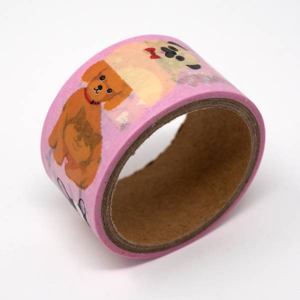 Image of Puppy Dog Washi Tape