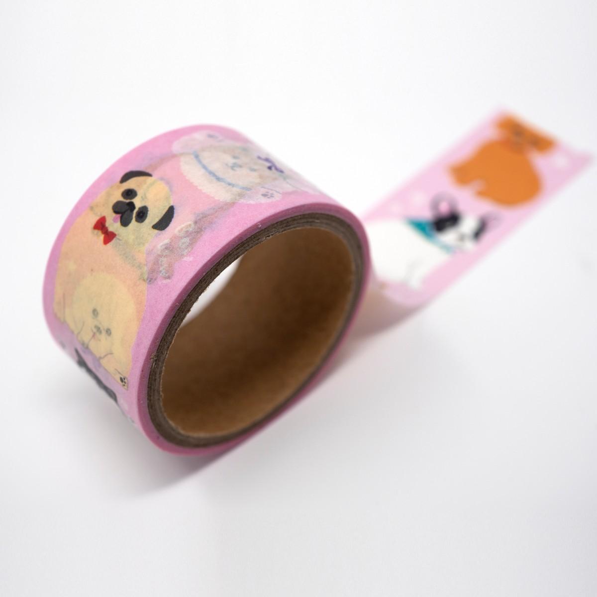 Photo of Puppy Dog Washi Tape