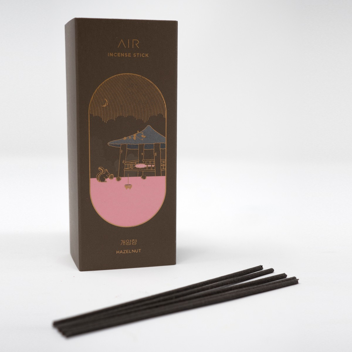 Photo of Korean Hazelnut Incense Sticks