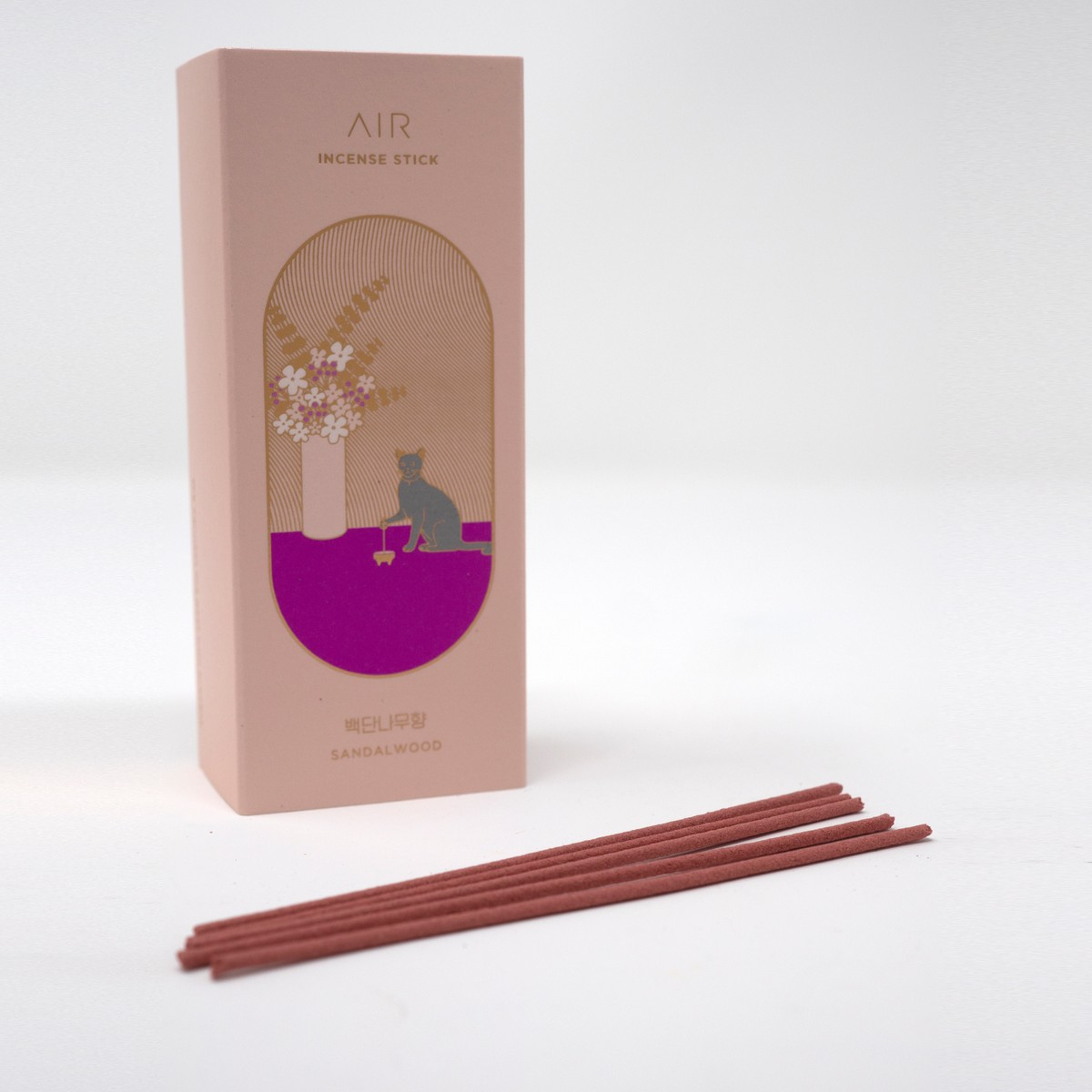 Photo of Korean Sandalwood Incense Sticks