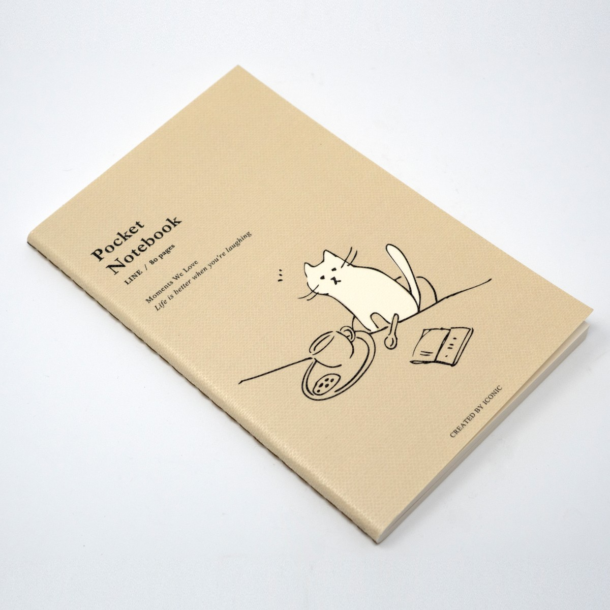 Photo of Pocket Notebook: Cafe