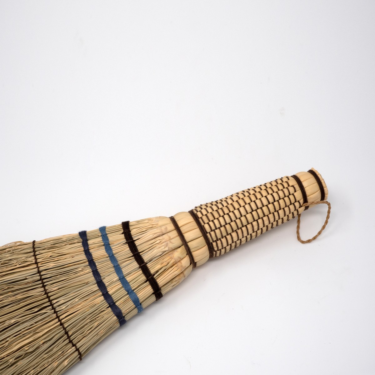 Photo of Sorghum Handbroom Large Indigo