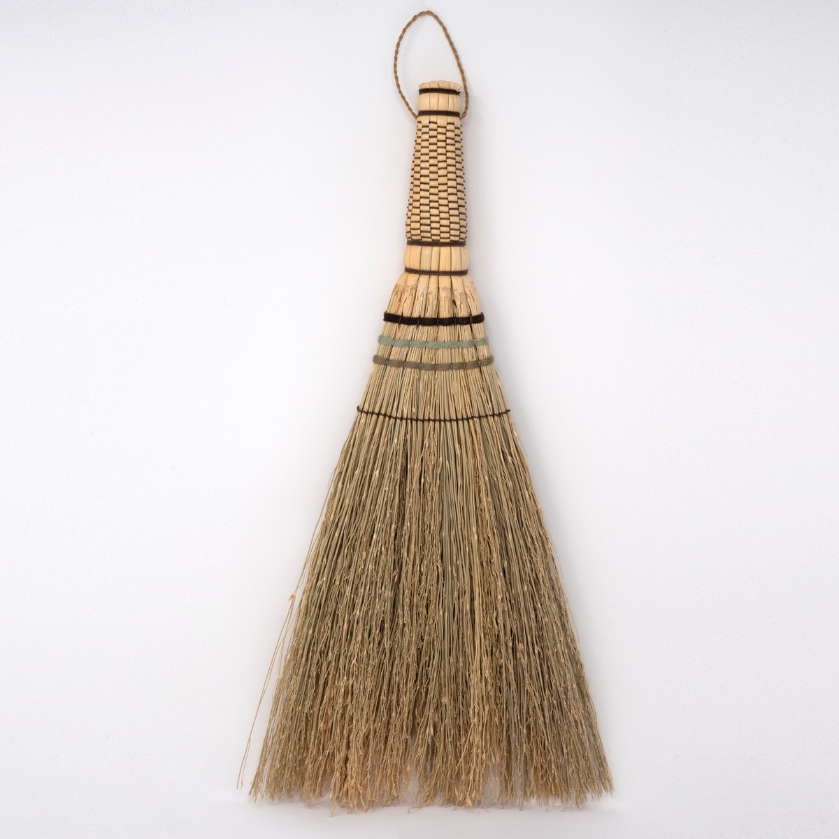 Photo of Sorghum Handbroom Large Green