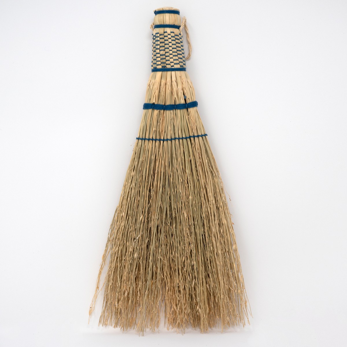 Photo of Sorghum Handbroom Medium Indigo