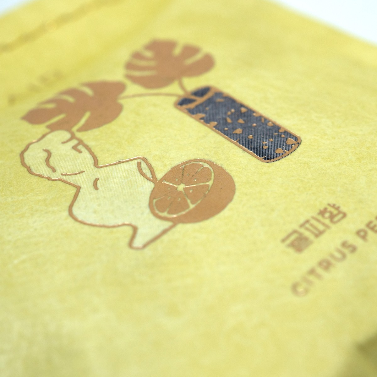 Photo of Korean Citrus Incense Sachet