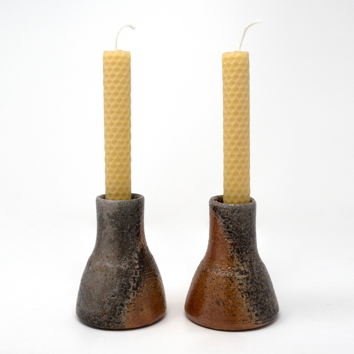 Photo of Woodfired Candlestick Gift Set