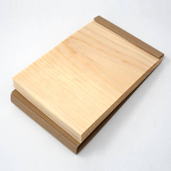 Image of Japanese Shaved Wood Notepad