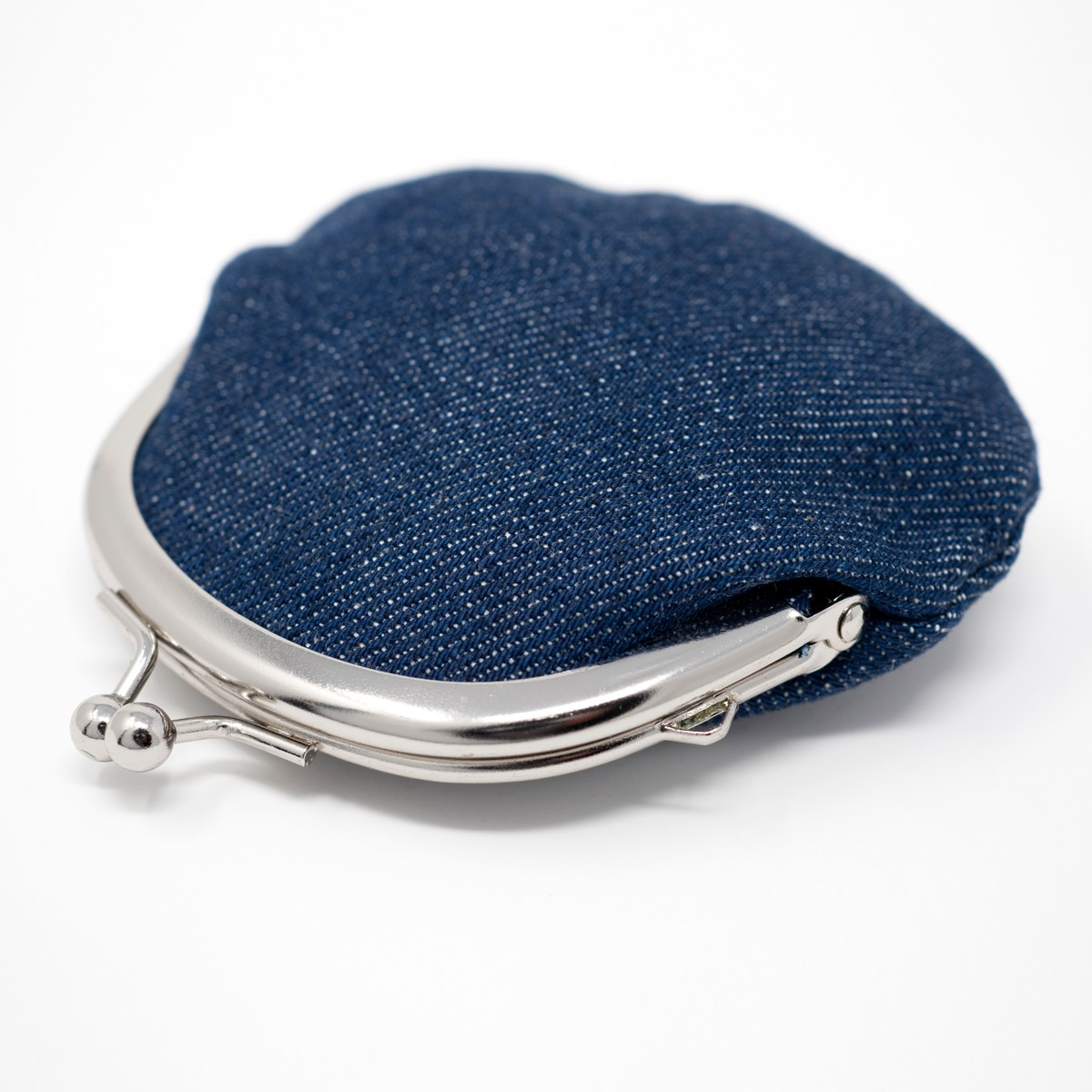 Photo of Gamaguchi Coin Purse: Denim