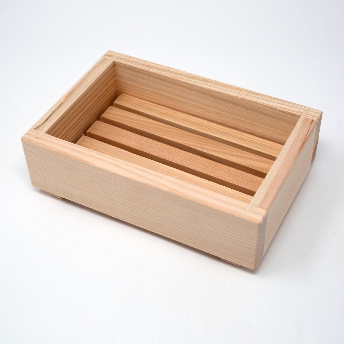 Photo of Hinoki Soap Dish