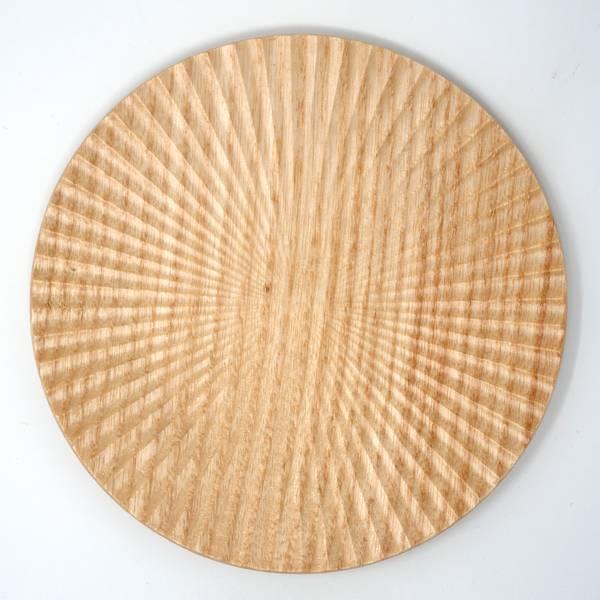 Image of Tamo Ash Chrysanthemum Plate