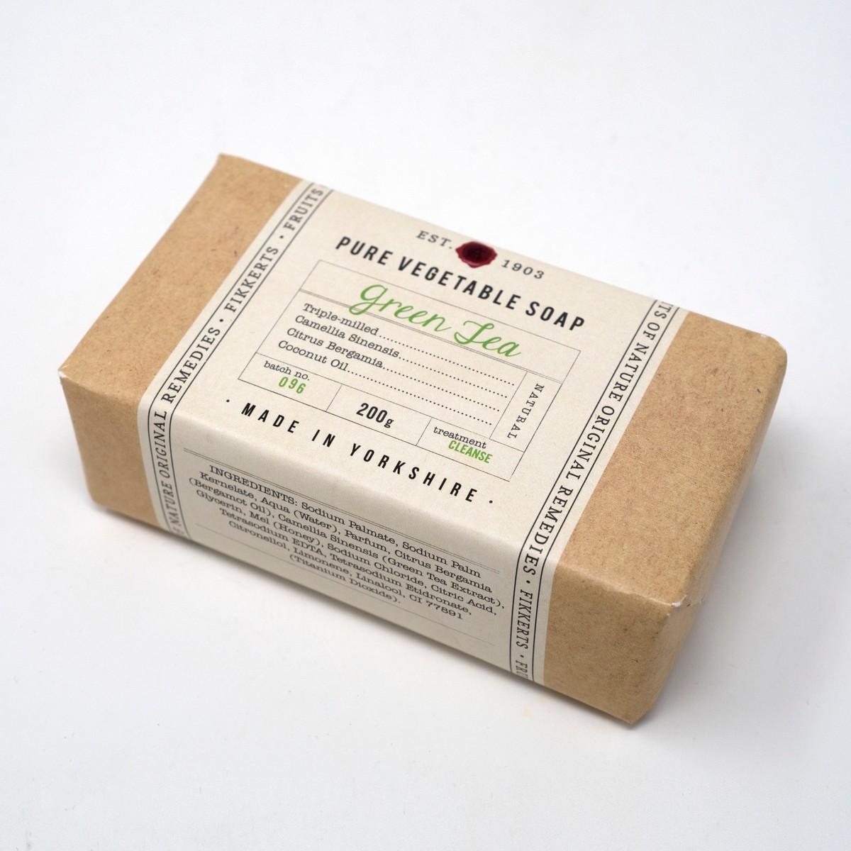 Photo of Green Tea Soap